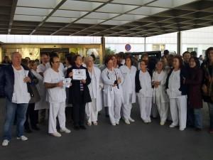 Concentraciones en Albacete (15 de diciembre de 2011)