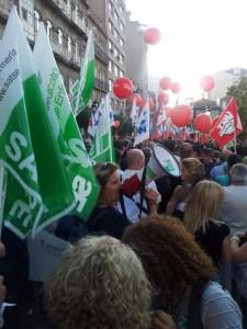 Manifestaciones en Vigo (19 de julio de 2012)