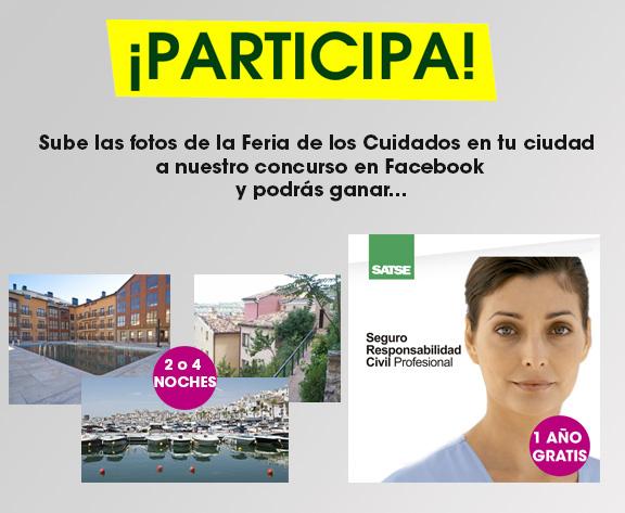 Concurso Por tu salud en Facebook