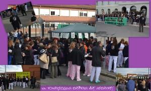Txorizada contra los recortes Hospital de Salud Mental de Araba (23 de noviembre de 2012)