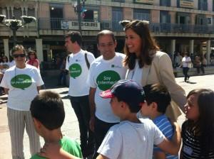 Alcaldesa de Ciudad Real,Rosa Romero, #xtusalud