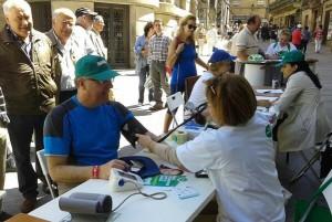 El alcalde de #Ourense se hace un chequeo en #xtusalud