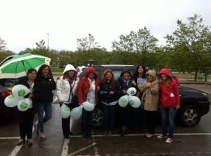 El equipo de voluntarios de #xtusalud #Santander