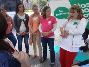 Parto extrahospitalario de emergencia #xtusalud #Pontevedra