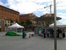 La Feria de los Cuidados en Teruel